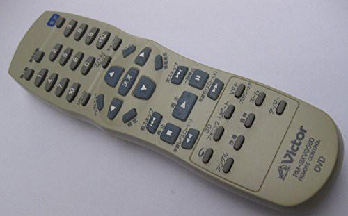 ビクター DVDリモコン RM-SXV056D(中古品)