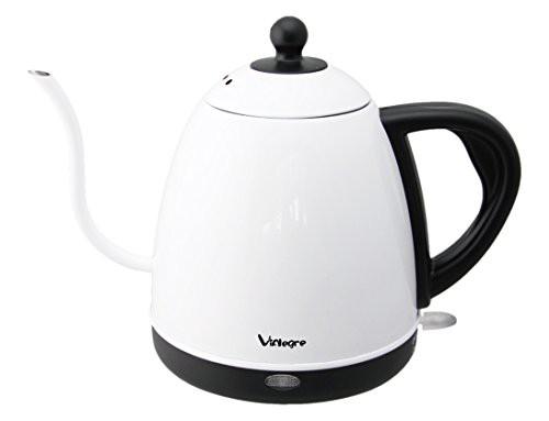 ViAlegre エレクトリックケトル 0.8L ホワイト VD...