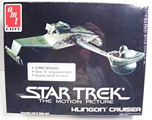 Star Trek The Motion Picture Klingon Cruiser M...