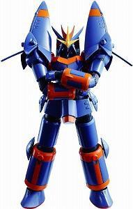 スーパーロボット超合金 ガンバスター(中古品)