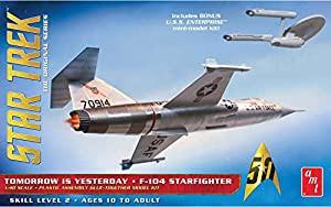 プラッツ AMT953 1/48 スタートレック 宇宙大作戦...