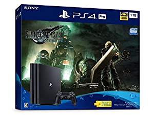 PlayStation 4 Pro FINAL FANTASY VII REMAKE Pac...