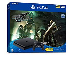 PlayStation 4 FINAL FANTASY VII REMAKE Pack(HD...