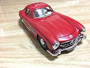 1/24 メルセデスベンツ 300SL 1954 レッド ガルウ...
