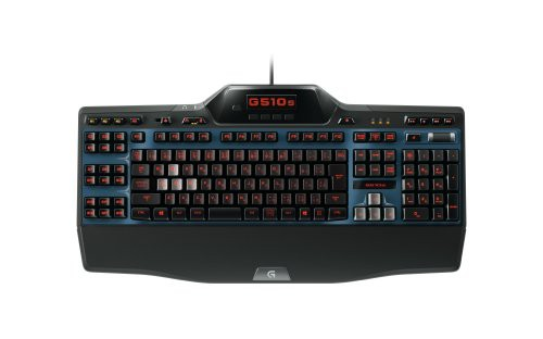 ロジクール ゲーミングキーボード G510s(中古品)