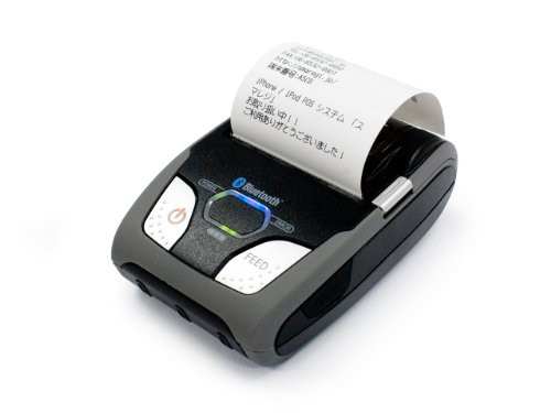 モバイルプリンター SM-S210i(中古品)