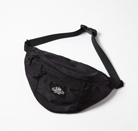 【Lee×SMIRNASLI】Nylon Body Bag