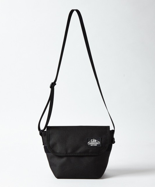 【Lee×SMIRNASLI】Nylon Messenger Bag