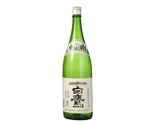 白鷹 賜栄 伊勢神宮御料酒 1.8L