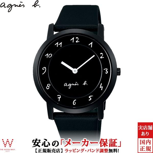 20319acc68 アニエスベー agnes b FCRK987 シンプル ファッション ブランド ウォッチ ペアウォッチ可 メンズ 腕時計 時計