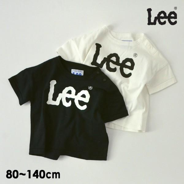 リー 9184775-14mm ワイドシルエットロゴTシャツ ...