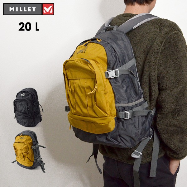 ミレー MIS0668-MG  MARCHE20/マルシェ[20L] メン...