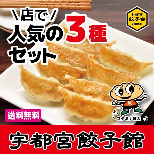 【送料無料】宇都宮餃子会正組合員 宇都宮餃子館...