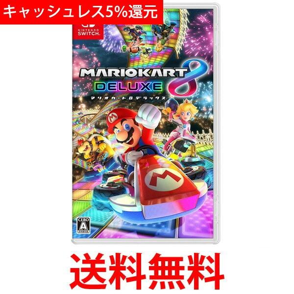 ◆新品◆ マリオカート8 デラックス Nintendo Swi...