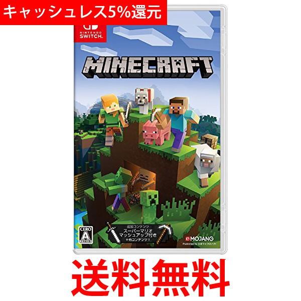 ◆新品◆ Minecraft (マインクラフト) ニンテンド...