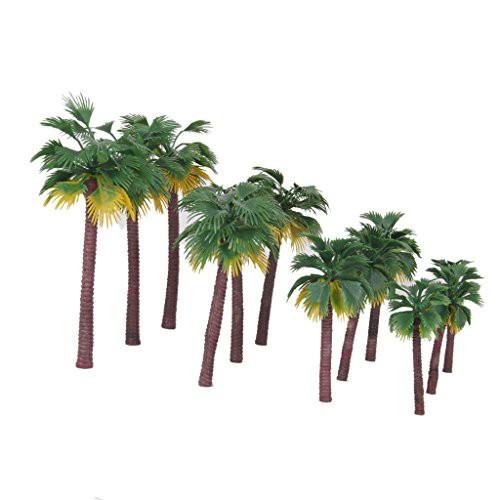 【ノーブランド品】樹木 ヤシの木 熱帯雨林 木...