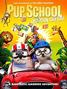 Pup School: African Safari [DVD](中古品)