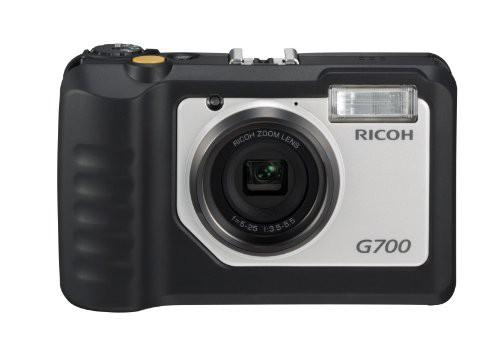 RICOH デジタルカメラ G700 広角28mm 防水5m 耐衝...