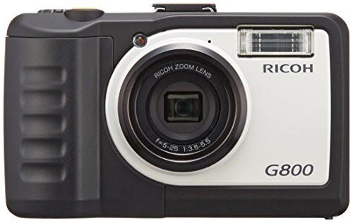 RICOH デジタルカメラ G800 広角28mm 防水5m 耐衝...