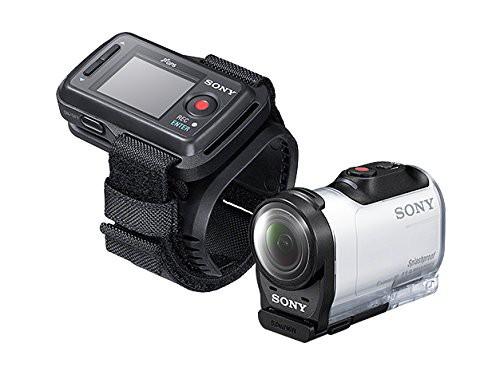 SONY ウェアラブルカメラ AZ1 ライブビューリモコ...