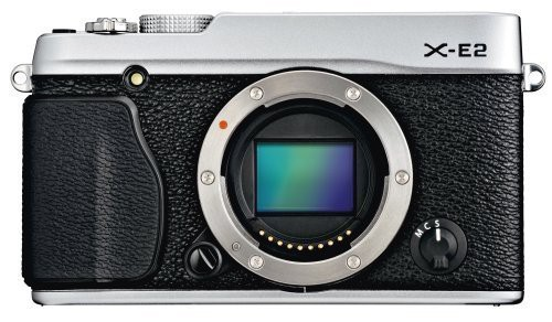 Fujifilm X-E2 16.3 MP Mirrorless Digital Camer...