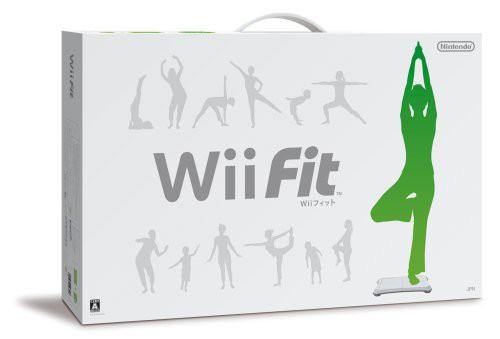 Wiiフィット (「バランスWiiボード」同梱)(中古品...