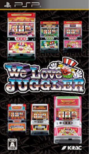 We Love JUGGLER - PSP(中古品)