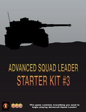 MMP: Advanced Squd Leader [ASL] Starter Kit #3...