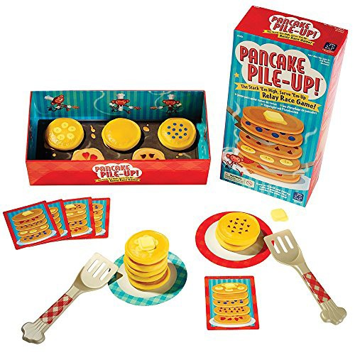 Educational Insights Pancake Pile-Up Relay Gam...