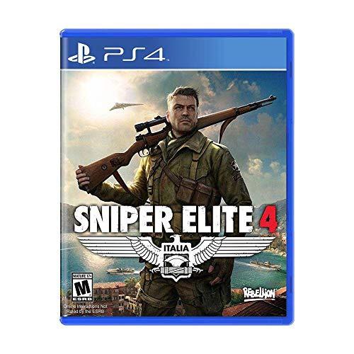 Sniper Elite 4 (輸入版:北米) - PS4(中古品)