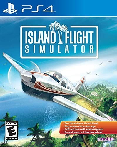 Island Flight Simulator (輸入版:北米) - PS4(中...
