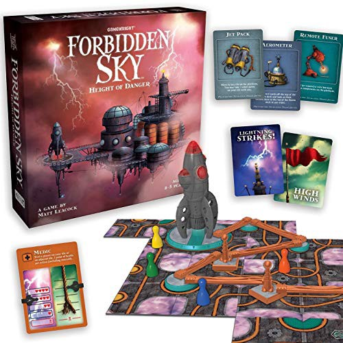 Gamewright FORS Board Game Multicolour(中古品)...