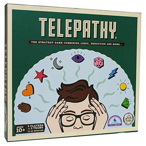 Telepathy by Mighty Fun 。head-to-head Logic、...