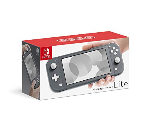 Nintendo Switch Lite グレー(中古品)