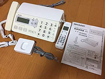 シャープ デジタルコードレスファックス 子機1台...