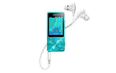SONY ウォークマン Sシリーズ 16GB ブルー NW-S15...