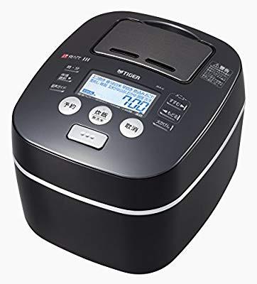 タイガー 炊飯器 5.5合 土鍋 圧力 IH アーバンブ...