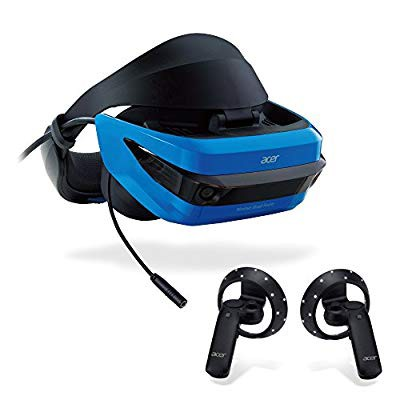 Acer Windows Mixed Reality ヘッドセット AH101(...