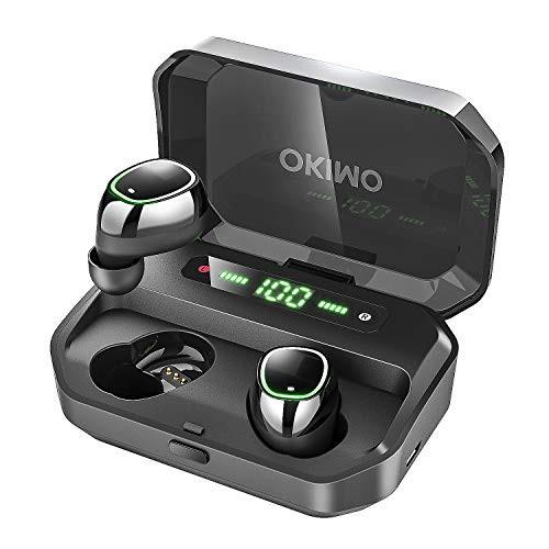 【第2世代 3500mAh IPX7完全防水】 OKIMO Bluetoo...