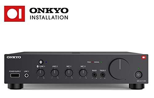 ONKYO 業務用 120W モノラルミキシングアンプ MCA...
