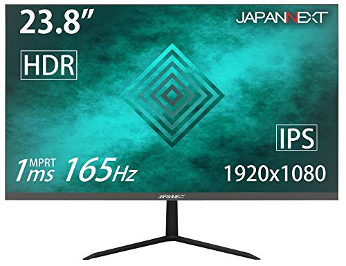 JN-IPS24165GMFHDR [165Hz MPRT1ms HDR対応 23.8...