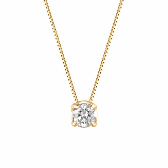 ベルギーダイヤモンドペンダント(0.13ctUP/Fカラ...