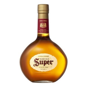 ウイスキー スーパーニッカ 43% 700ml 正規代理...