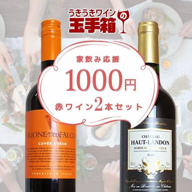 ワインセット うきうきワインの玉手箱 家飲み応援...
