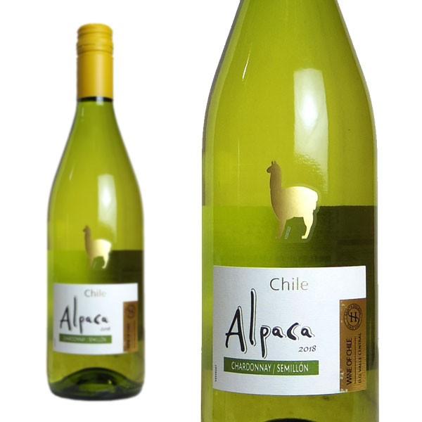 ワイン 白ワイン サンタ・ヘレナ アルパカ シャル...
