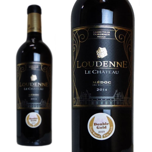 ワイン 赤ワイン シャトー ルデンヌ 2015年 AOC ...