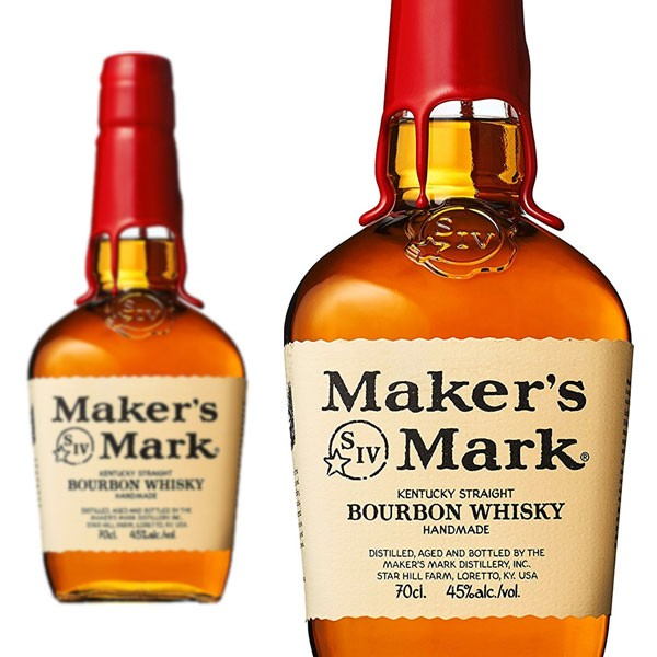 ウイスキー メーカーズマーク レッドトップ 45% ...