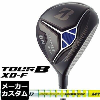 【メーカーカスタム】BRIDGESTONE GOLF TOUR B XD...