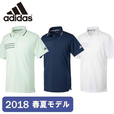 adidas (アディダス) CP 3ストライプ S/S メッシ...