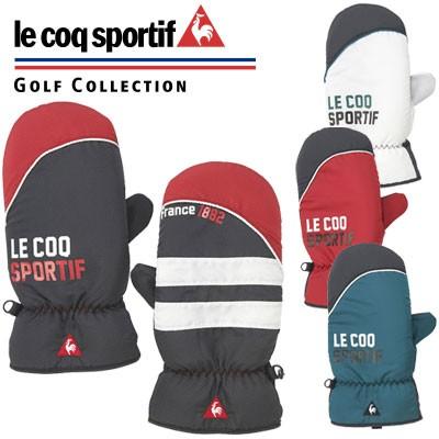 le coq GOLF (ルコック ゴルフ) ゴルフミトン QGB...